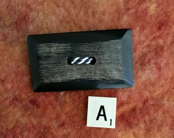 Bespoke Buffalo Horn Button - Large Horn Button - Coat Button - Etsy Studio Supply - Wrap Button - Cushion Button - Australian Seller