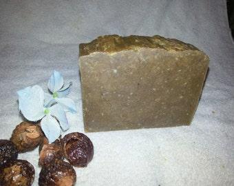 HEMP with SOAPNUTS & Honey Shampoo Bar 6 oz