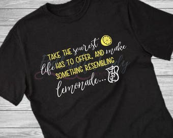 Take the Sourest of Lemons Life Has to Offer, And Make Something Resembling Lemonade - This is Us - Dr. K. - Jack Pearson - This is Us Shirt