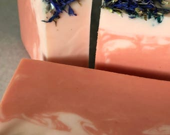 Tangerine Goat's Milk Soap