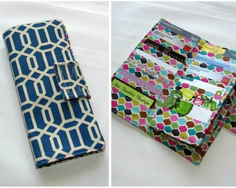 Credit Card Wallet, Credit Card Organizer, Business Card Holder, Card Organizer, Gift Card Holder, Loyalty Card Wallet, Organizer Wallet