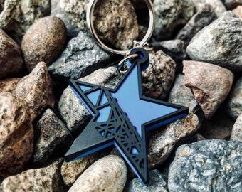 Blue Star / SJP Keyring
