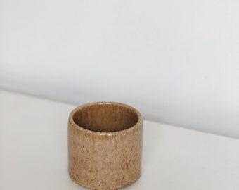Handmade Ceramic Cup - Wheel thrown - Pottery - Tumbler