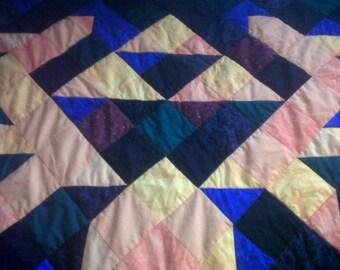 Twin Size Zelda Quilt Pattern
