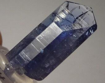Tanzanite Raw Crystal (1, 8gr.) Tanzanite/Tanzanite Crystal Rough #tz114