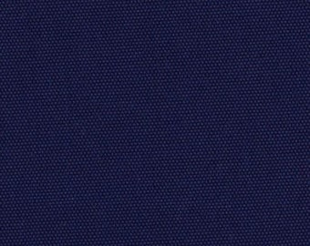 Solid Admiral Blue Outdoor - Richloom Solarium Solar Admiral Blue Outdoor Fabric - Fabric by the yard - Ships Same Day