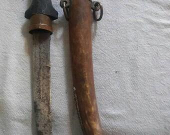 1800s islamic military dagger
