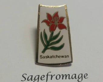 Saskatchewan pin