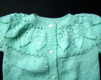 a gentle baby vest suitable for a baby a year
