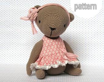 Amigurumi Magazine Pdf : Crochet amigurumi teddy bear pattern amigurumi animal pdf