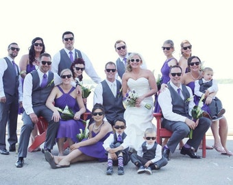 Wedding sunglasses | Etsy