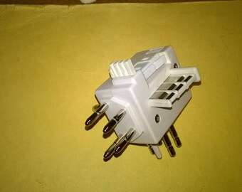 439) adapter, Connector for telephone line