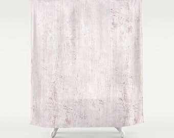 Shabby Chic Shower Curtain, Boho Shower Curtain, Cottage Chic, Romantic Decor, Vintage Shower Curtain, Boho Decor, Country Chic, Pink
