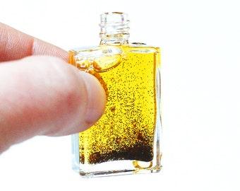 Triple Vanilla botanical perfume - luxe aphrodisiac - all organic infused Vanilla - 5 ml