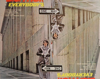 Everybody's One Way - record album collage [ old cover vintage lp vinyl ]