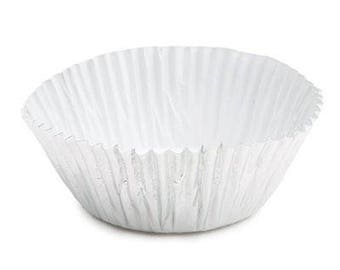 Silver Foil Cupcake Liners 500pk