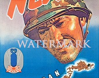 Next! - WWII Poster