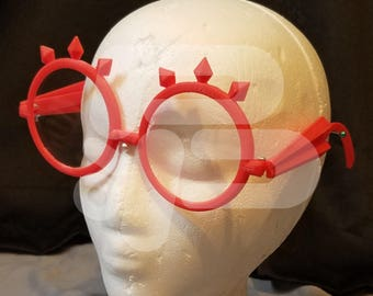 Legend of Zelda Breath of the Wild Purah Glasses Cosplay Accessory Kit