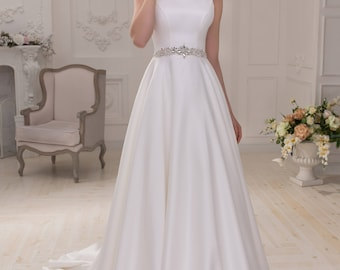 Wedding dress wedding dress bridal gown FLORENTINA