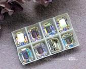 Swarovski Crystal AB, 10x...