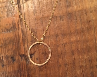 Add an Eternity Ring to a Necklace