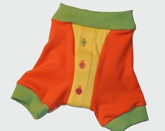 Wee Beginner Button Boxer Brief potty training underwear pants