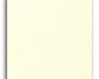 scrapbooking paper, plain paper, cardstock, 30 x 30, ivory, MAHE2, scrapbooking, cardmaking, crafting - PE206
