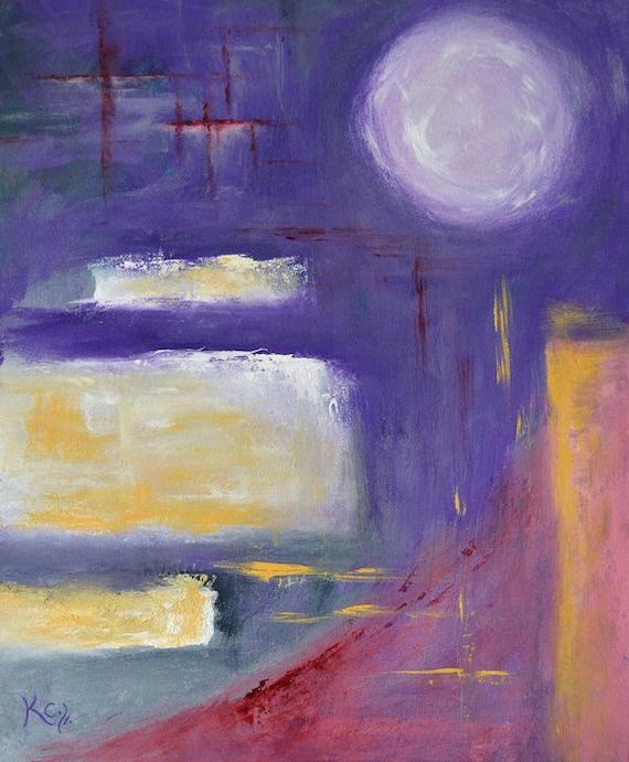 Abstract Meditation 6 Painting