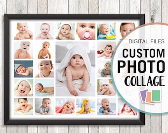 million baby picture frame