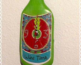 Wine Time Clock