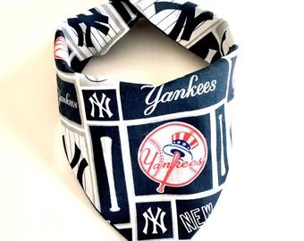 New York Yankees Baby Burpee Bandana Bib