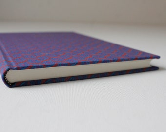 Deluxe SYAN Notebook. African Print notebook. Travel Journal. Luxury notebook. Plain notebook. Gift. Blank page. Sketch book.