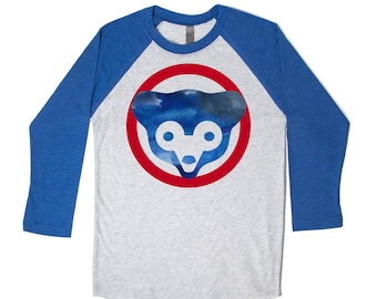 Chicago Cubs Baseball Tee