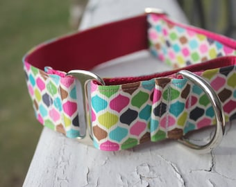 "The Luca 1.5"" Martingale Collar"