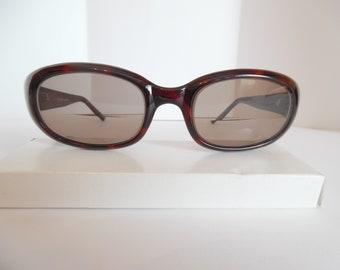 Vintage Womens Guess    Eyeglasses Designer Eyewear Made in France