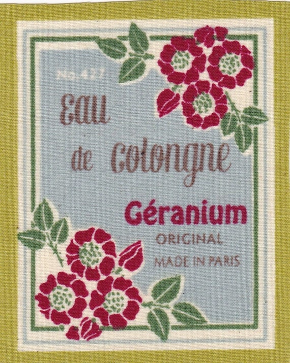 SCENT 7 COTTON FUSIBLE APPLIQUE
