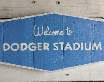 Stadium Series: Welcome to Dodger Stadium