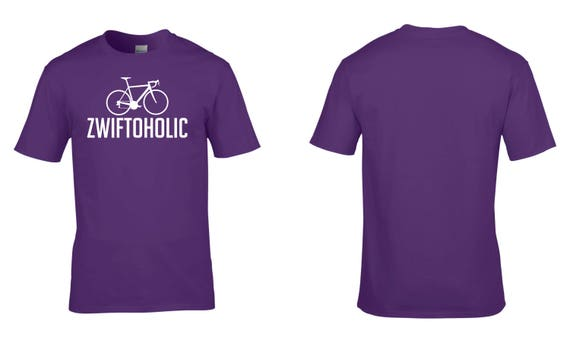Cycling NEW ZWIFTOHOLIC Mens Cycling Bicycle Tee Gifts Tshirt Tour Cycling Retro Cycling Zwift France Clothing Road de Gifts drTwTq