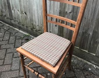 Chaise de Table de toilette Vintage