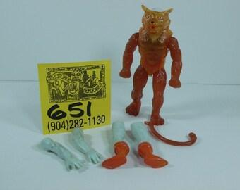 1980's Blackstar/Galoob/ Filmation Lazorlight Klone Cloud Cat