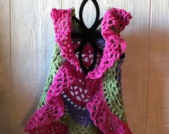 Fairy Ring Toddler Mandala Vest