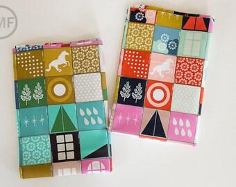 Fat Quarter Bundle Playful Memory, 2 Pieces, Melody Miller, Cotton+Steel, RJR Fabrics, 100% Cotton Fabric, 0010
