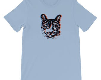 The Cat TEE -Feline, Cat Lover, Animal Lover-CatLady-Pet-Paws