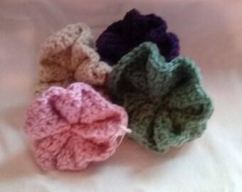 Colette's Crochet Exfoliating Face Cloth