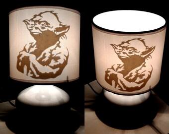 Charming Yoda   Star Wars   Lampshade Lamp Shade