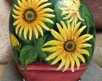 Rockin Sunflowers - Perfect for Mother's Day