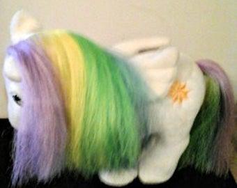Vintage Hasbro My Little Pony Starshine 1984