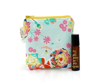 small essential oil bag essential oils pouch young living roller bottle case essential oil roller bottles carrying case holds 3 oils