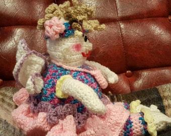 Crochet Tooth Fairy
