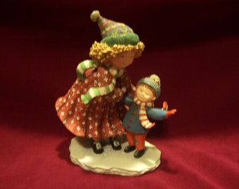 "Sherri Buck Baldwin ""Abbey and Sam"" Special Frriends Figurine"